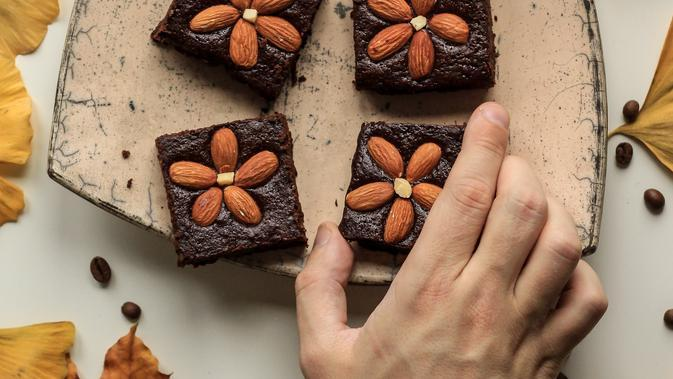 brownies/copyright: unsplash/nordwood themes.