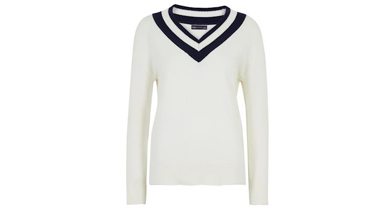 Soft Touch V-Neck Relaxed Jumper