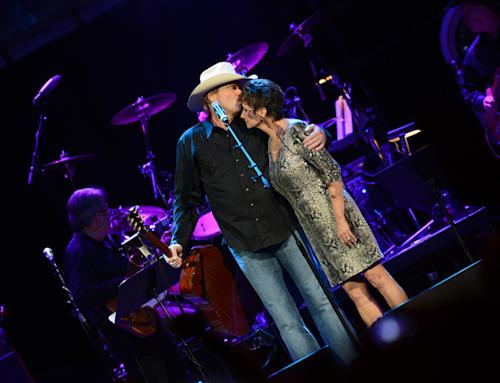 Stars Honor George Jones at Massive Nashville Tribute Concert