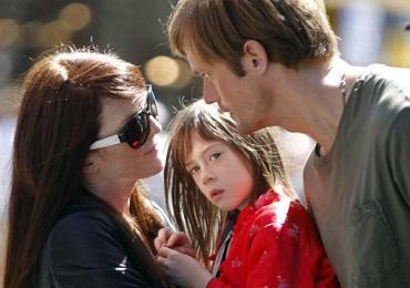 "Why Child Stars are Scarier Than Vampires for 'What Maisie Knew' and 'True Blood""s Alexander Skarsgard"