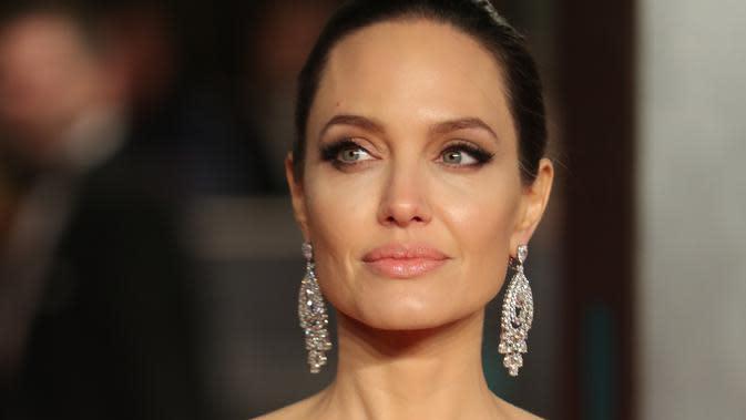Angelina Jolie (DANIEL LEAL-OLIVAS AFP)