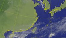 週末回溫轉晴!彭啟明:梵高颱風遠離各地水氣減少
