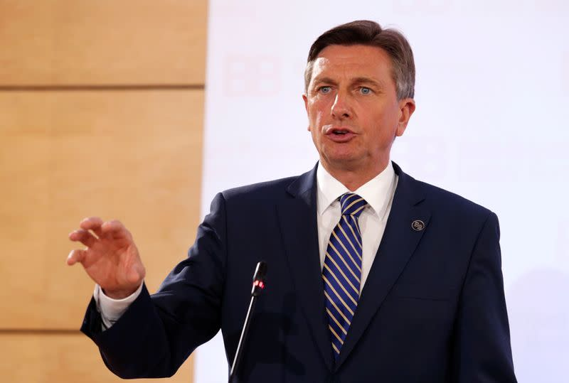 Slovenian president pursues quest to find new prime minister