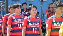 足球/隔離兩周體能下滑 木蘭最強日本外援首戰80分