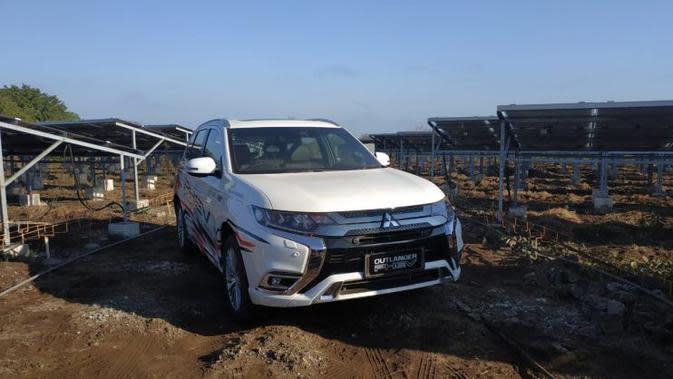 Perluas Pasar ASEAN, Mitsubishi Jual Outlander PHEV di Filipina