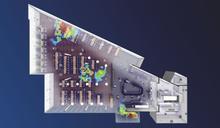 德國 GEA 集團運用達梭系統模擬技術 依規劃安全重啟 1,900 位員工的自助餐廳