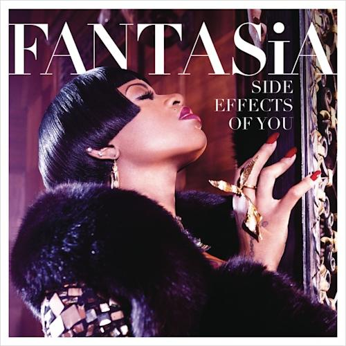 "This CD cover image released by J-Records shows ""Side Effects of You,"" the latest release by Fantasia. (AP Photo/J-Records)"