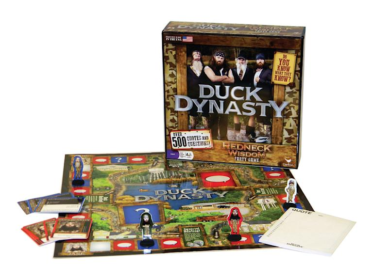 """Duck Dynasty"" Merchandise: Board Game"