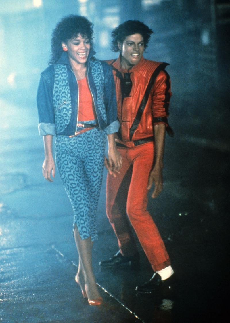 Michael Jackson's 'Thriller' Girlfriend Ola Ray Grateful For Opportunity