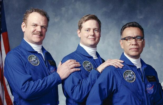 'Moonbase 8' Teaser: Fred Armisen, Tim Heidecker and John C. Reilly Want to Go to the Moon So Bad (Video)