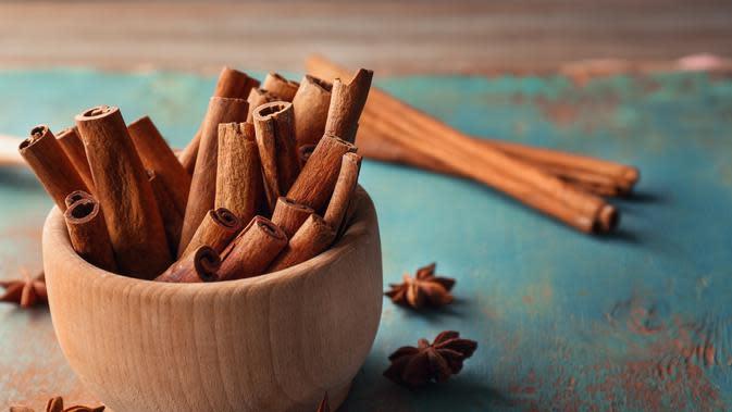 Kayu Manis/Cinnamon (Foto: Shutterstock By Africa Studio)