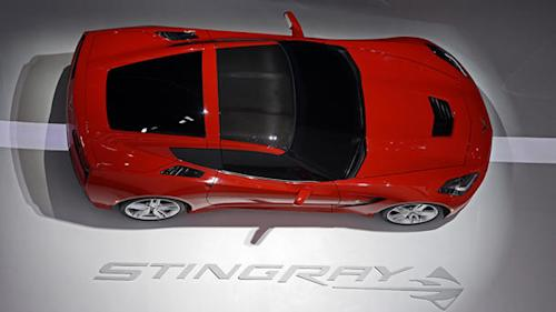 2014 Corvette Stingray priced at $51,995, accelerates quickly from there