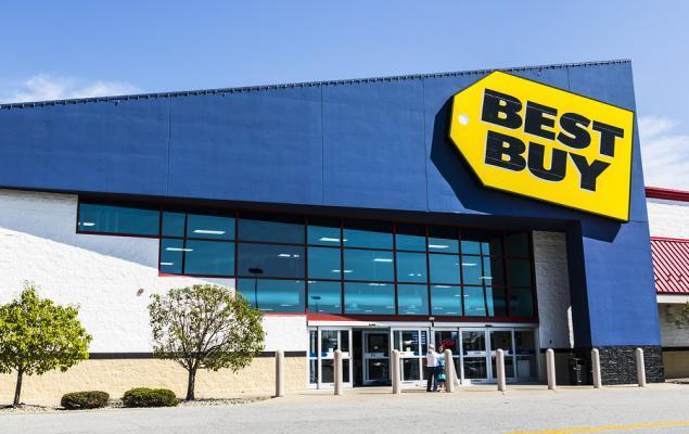 Here's What Makes Best Buy Stock an Outstanding Pick Now