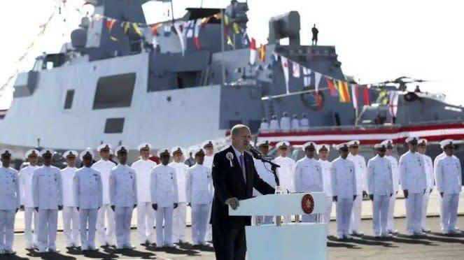 VIVA Militer: Presiden Turki, Recep Tayyip Erdogan