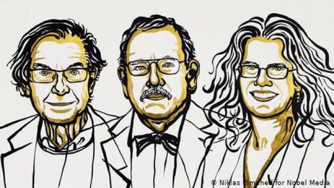 Peneliti Lubang Hitam Raih Nobel Fisika 2020