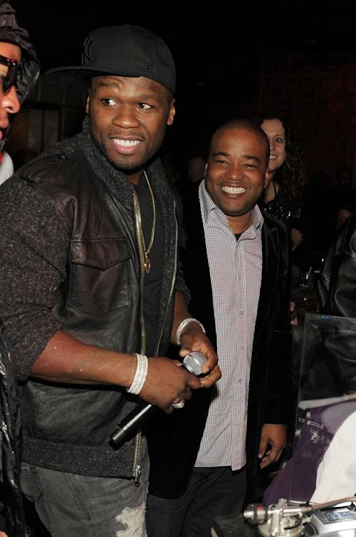 50 Cent, Mariah Carey, Diddy Manager Chris Lighty Dead At 44