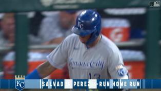 Perez炸裂2分砲 皇家轟垮白襪成功終止4連敗【MLB球星精華】20210805