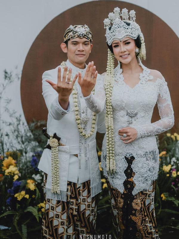 Dea Rizkita menikah (Sumber: Instagram/dearizkita)