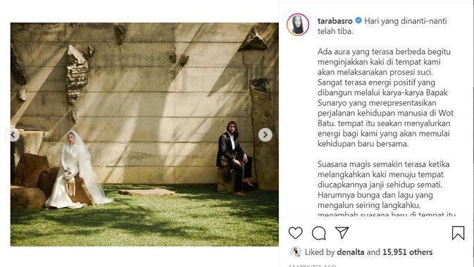 Tara Basro (Foto: Instagram/@tarabasro)