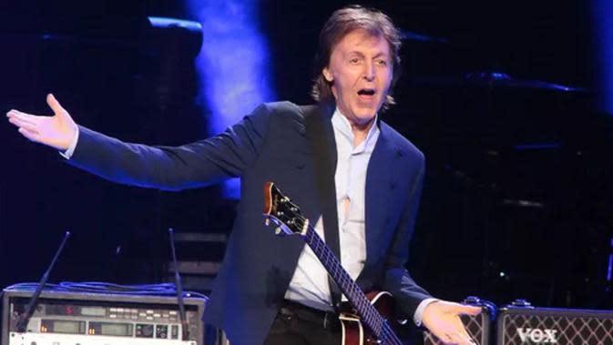 Paul McCartney (Owen Sweeney/Invision/AP)
