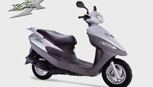 2009 Suzuki X星艦 125噴射版碟煞