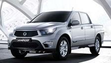 2015 Ssangyong Actyon Sports
