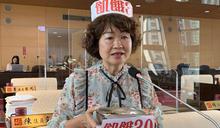 中市老人共餐 議員建議加碼補助 (圖)