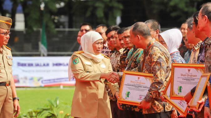 Terapkan Sistem Manajemen K3 dengan Baik, Pelindo III Borong 7 Penghargaan