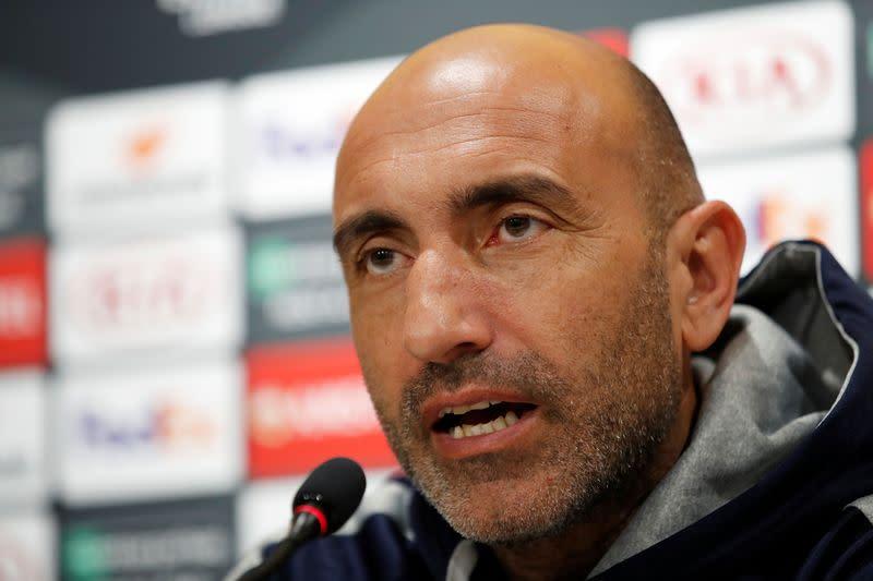 Struggling Espanyol sack coach for third time this season