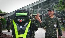 特指部戰術行軍 反特攻作戰深化全民國防教育