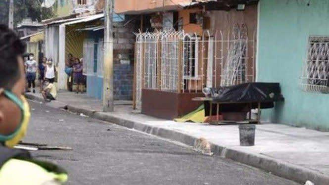 Kota Paling Horor di Dunia, Mayat-mayat COVID-19 Dibiarkan di Jalanan