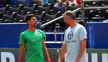 網球》喬帥自辦慈善賽再傳受害者! 教練前溫網冠軍伊凡尼塞維奇確診