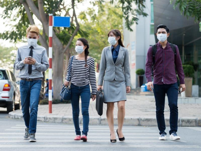 環境每況愈下!空氣品質不良讓敏感族群拉警報