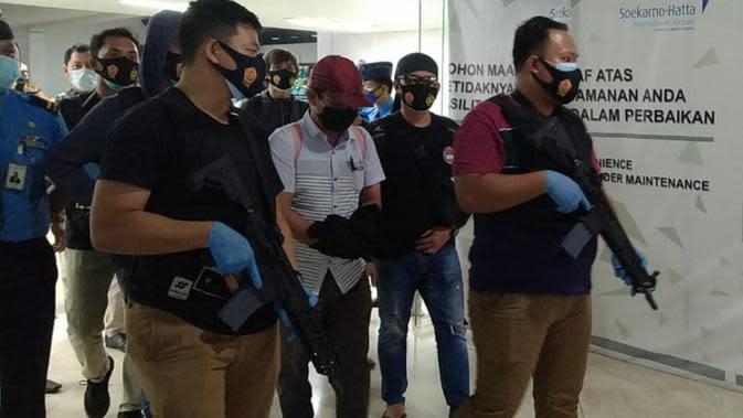 Fakta Terbaru Usai Ditangkapnya Tersangka Pemerasan dan Pelecehan di Soetta