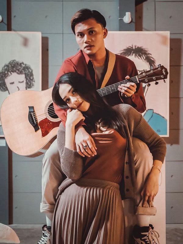 Potret Mesra Rizky Febian dan Anya Geraldine. (Sumber: Instagram/anyageraldine)
