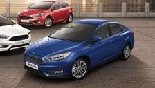 2018 Ford Focus 4D