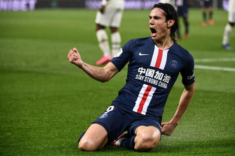 Cavani set to join Man Utd - reports