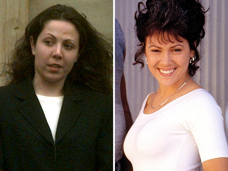 Alyssa Milano - Amy Fisher (Casualties of Love: The Long Island Lolita Story)