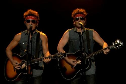 Jimmy Fallon, Bruce Springsteen Mock Chris Christie With 'Born to Run' Parody (Video)
