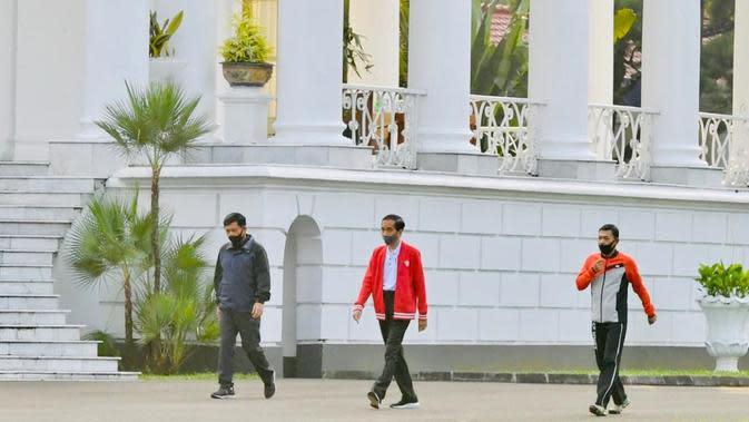 Jokowi: Adaptasi dengan Kebiasaan Baru Bukan Berarti Kalah dari Covid-19