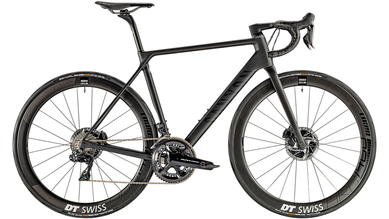 Best lightweight bikes: Canyon Ultimate CF SLX 9 Di2