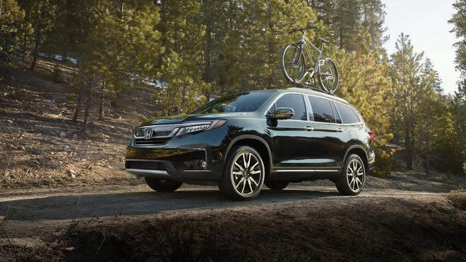 Honda HR-V Baru Resmi meluncur, Apa Saja Ubahannya?