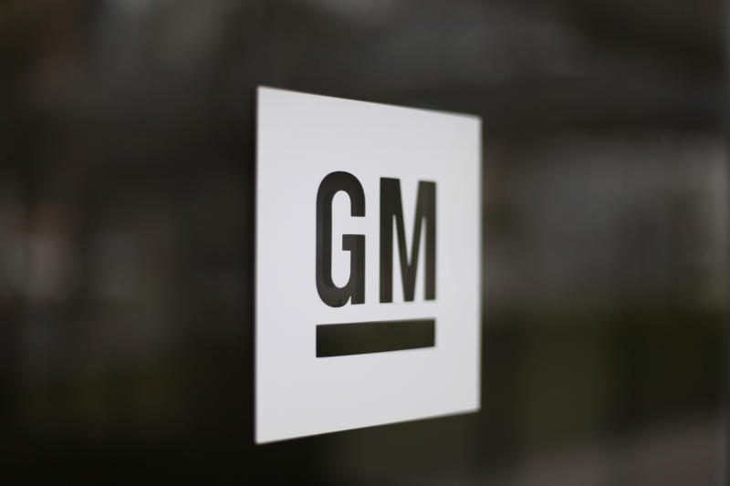 General Motors Tax Breaks