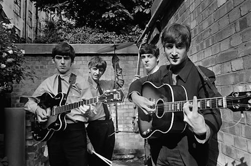 The Beatles' 'Please Please Me' 50th Anniversary