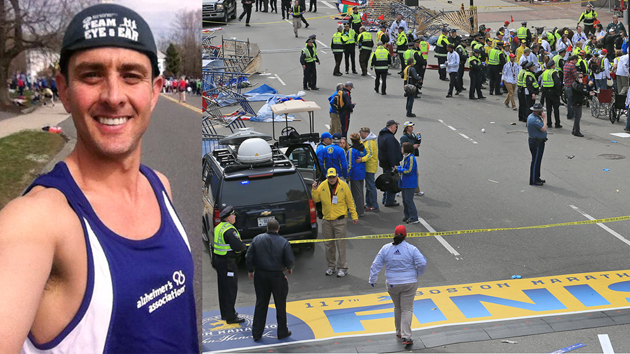 New Kids on the Block Member Joey McIntyre Uninjured in Boston Marathon Explosion