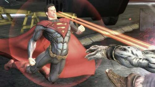 "Kevin Smith Creates 'Injustice' Game Spot: ""The Best Justice League Movie Anyone Will Ever See"""