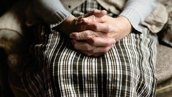 Ilustrasi doa. (Sumber: Pixabay)
