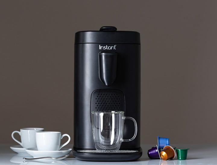 Instant Pot Instant Pod 2-in-1 Single Brew Coffee and Espresso Maker