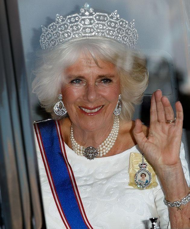 Could Camilla become Queen after all? Photo: Getty