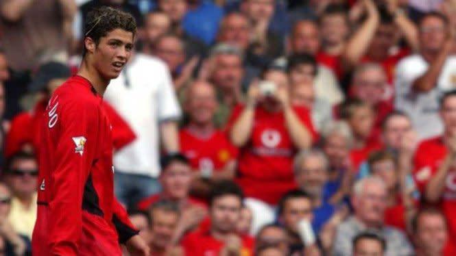 Ketika Liverpool Dipecundangi MU Mendapatkan Ronaldo